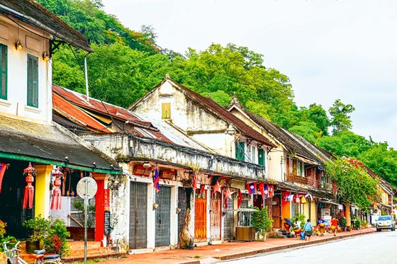Một  thoáng cố đô Luang Prabang ảnh 6