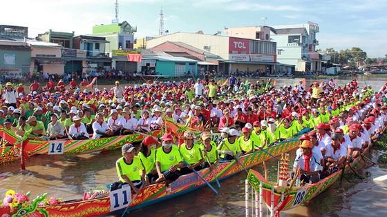 Tưng bừng ngày hội văn hóa Khmer Nam bộ - Ảnh 3.