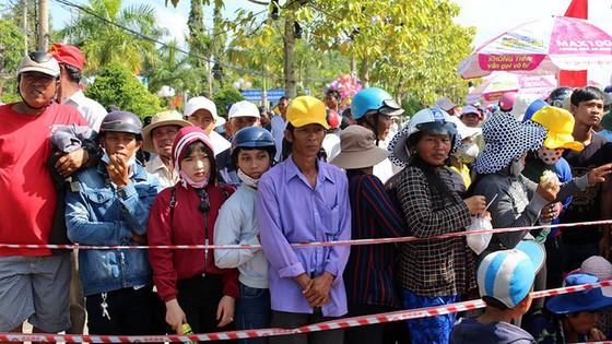 Tưng bừng ngày hội văn hóa Khmer Nam bộ - Ảnh 4.