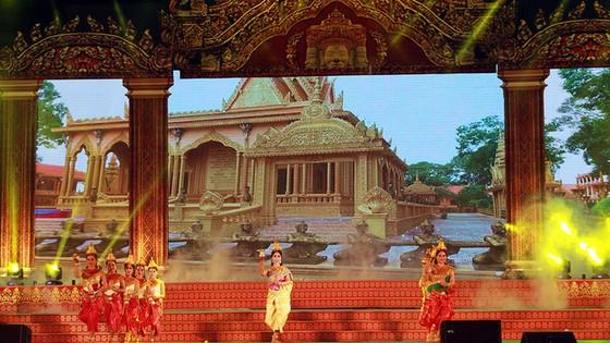 Tưng bừng ngày hội văn hóa Khmer Nam bộ - Ảnh 6.