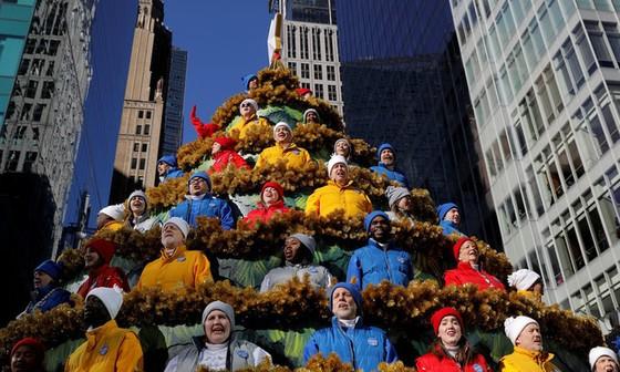 Vui nhộn ngày Lễ Tạ ơn ở Mỹ