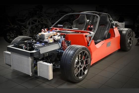 """5 siêu xe điện đủ sức """"đua"""" với Tesla Roadster - Ảnh 2."""