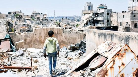 Trung Quốc với nước cờ Syria ảnh 1