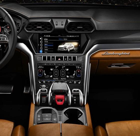 Chính thức ra mắt siêu SUV Lamborghini Urus, giá từ 200.000 USD ảnh 11