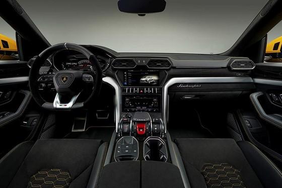 Chính thức ra mắt siêu SUV Lamborghini Urus, giá từ 200.000 USD ảnh 13