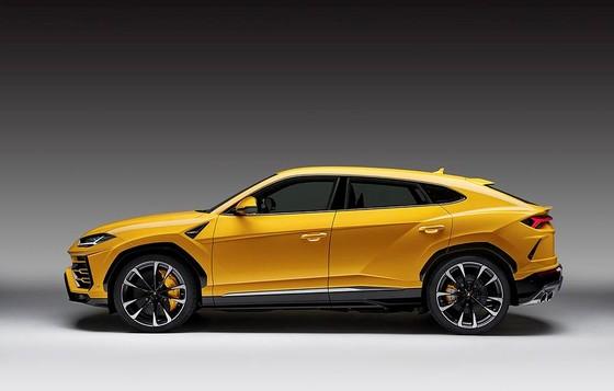Chính thức ra mắt siêu SUV Lamborghini Urus, giá từ 200.000 USD ảnh 15