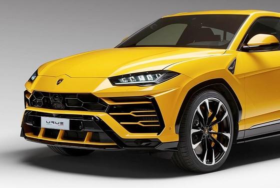 Chính thức ra mắt siêu SUV Lamborghini Urus, giá từ 200.000 USD ảnh 19