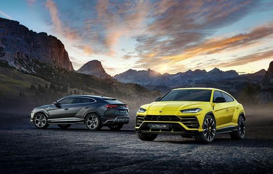 Chính thức ra mắt siêu SUV Lamborghini Urus, giá từ 200.000 USD ảnh 1