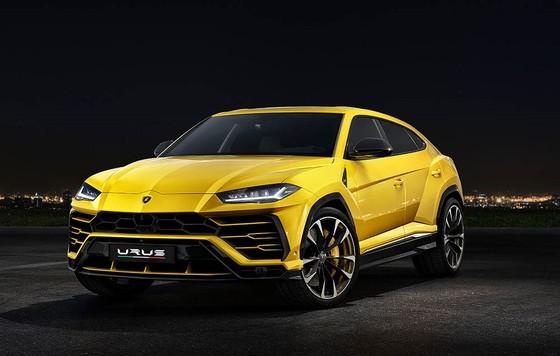 Chính thức ra mắt siêu SUV Lamborghini Urus, giá từ 200.000 USD ảnh 2