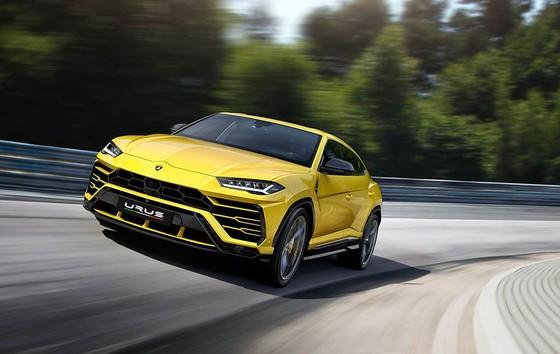 Chính thức ra mắt siêu SUV Lamborghini Urus, giá từ 200.000 USD ảnh 4