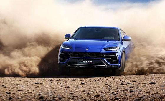 Chính thức ra mắt siêu SUV Lamborghini Urus, giá từ 200.000 USD ảnh 6