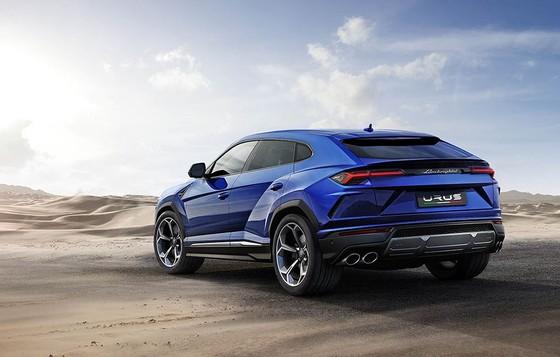 Chính thức ra mắt siêu SUV Lamborghini Urus, giá từ 200.000 USD ảnh 7