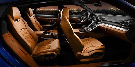 Chính thức ra mắt siêu SUV Lamborghini Urus, giá từ 200.000 USD ảnh 8