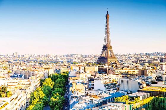 Paris - Trung tâm tài chính mới châu Âu? ảnh 1