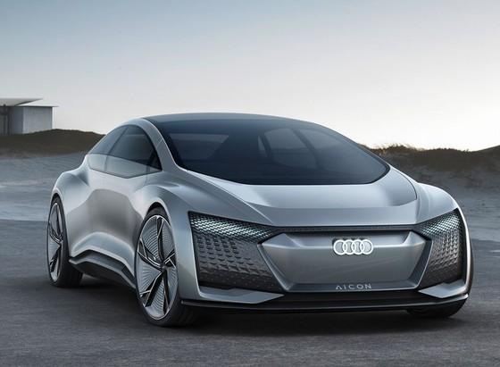Điểm mặt 10 xe concept ấn tượng bậc nhất năm 2017 ảnh 6