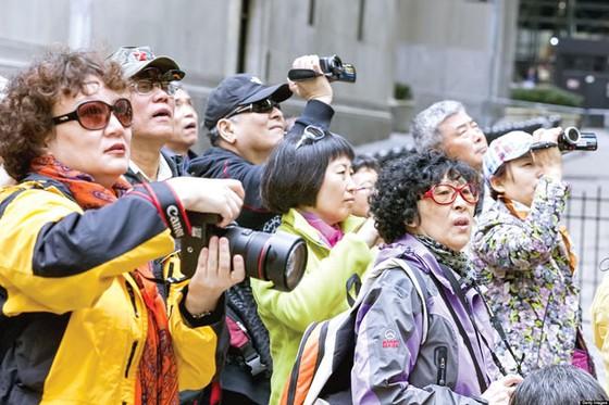Tiềm năng khách du lịch Trung Quốc ảnh 1