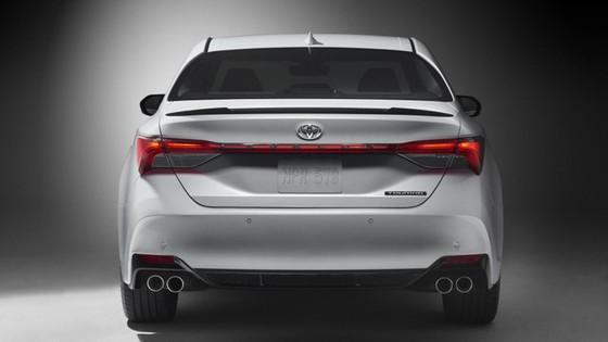 Toyota Avalon 2019 chính thức lộ diện - Ảnh 9.