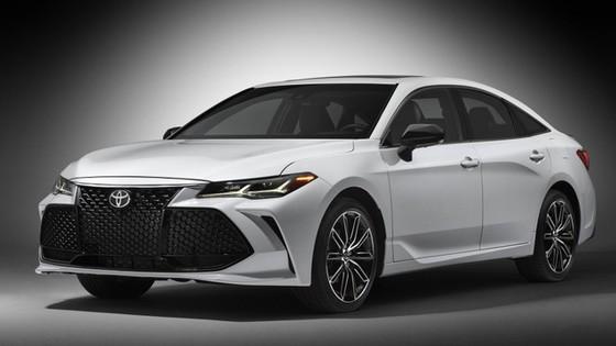 Toyota Avalon 2019 chính thức lộ diện - Ảnh 1.