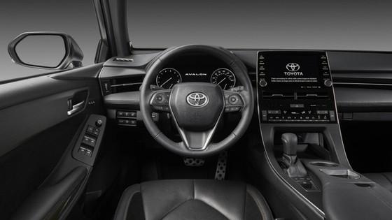 Toyota Avalon 2019 chính thức lộ diện - Ảnh 6.