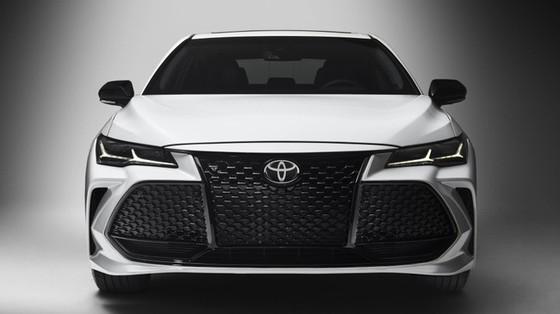 Toyota Avalon 2019 chính thức lộ diện