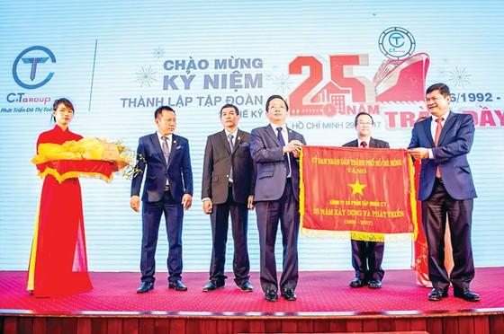 C.T Group đón nhận Huân chương Lao động hạng Nhì  ảnh 1