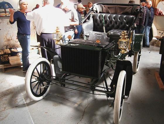 Những chiếc ô tô đầu tiên trên thế giới - Ảnh 6.