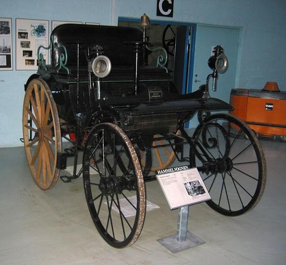 Những chiếc ô tô đầu tiên trên thế giới - Ảnh 5.