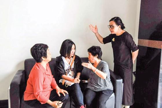 Tập huấn và tuyên truyền PCCC tại Him Lam Riverside  ảnh 1