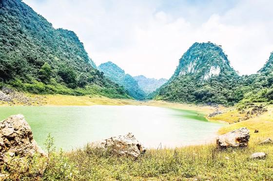 Hoang sơ Công viên địa chất Non nước Cao Bằng ảnh 2