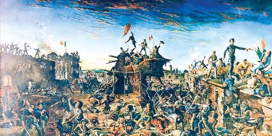 Thiên anh hùng Alamo ảnh 2