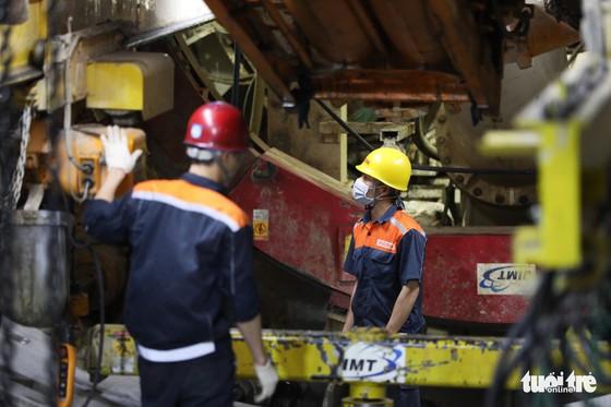 Ngắm đường hầm metro thứ 2 sắp hoàn thành dưới lòng đất - Ảnh 7.