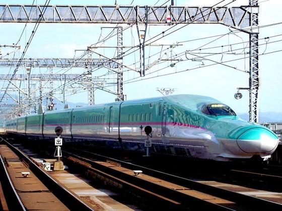 Cuộc đua tàu siêu tốc 4.0 (K1): Đẳng cấp Shinkansen ảnh 1
