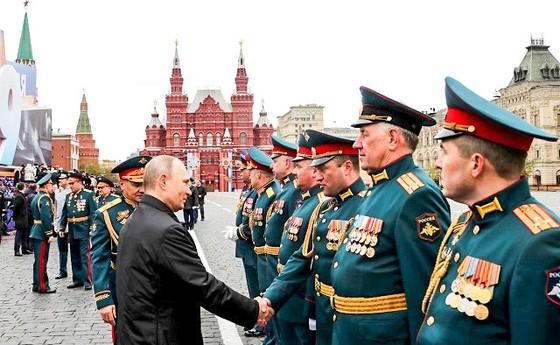Nước Nga: Tiến về phía trước ảnh 1