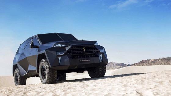 13 dòng SUV đắt đỏ nhất từng được chế tạo - Ảnh 11.