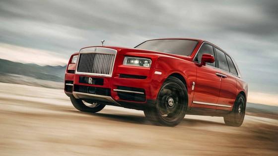 13 dòng SUV đắt đỏ nhất từng được chế tạo - Ảnh 8.