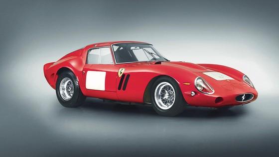 10 chiếc xe đắt đỏ nhất từng lên sàn đấu giá: Chủ yếu là Ferrari - Ảnh 10.