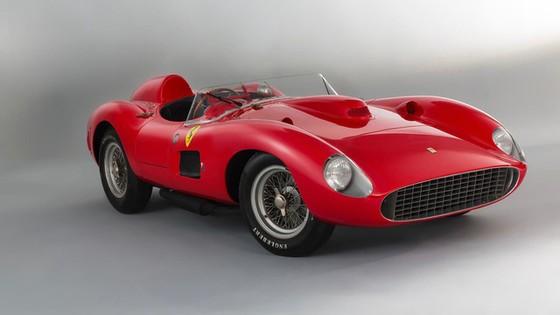 10 chiếc xe đắt đỏ nhất từng lên sàn đấu giá: Chủ yếu là Ferrari - Ảnh 9.