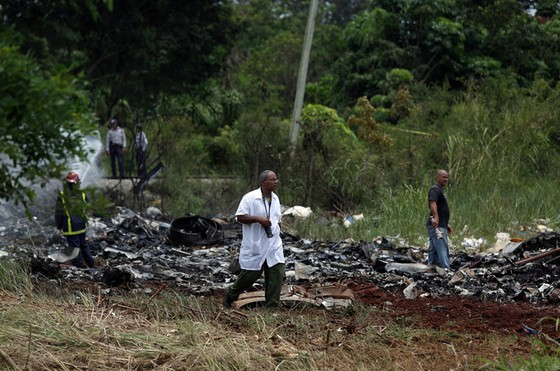 Máy bay rơi ở Cuba, hơn 100 hành khách có thể đã thiệt mạng - Ảnh 8.