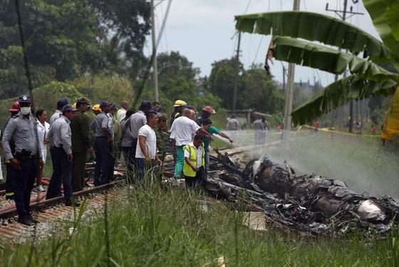 Máy bay rơi ở Cuba, hơn 100 hành khách có thể đã thiệt mạng - Ảnh 9.