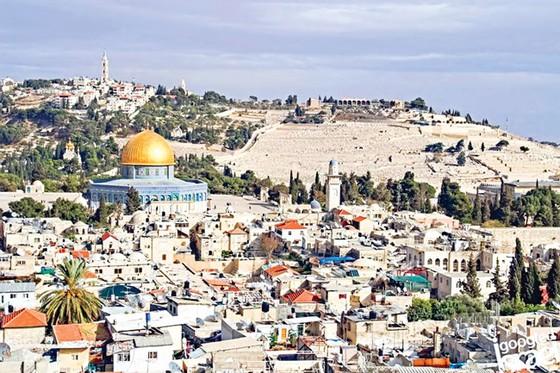 Jerusalem không bình yên (K1): Giá trị thánh địa ảnh 1