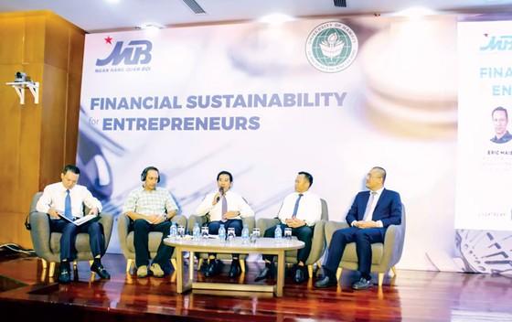 Bảo đảm tài chính bền vững cho doanh nghiệp ảnh 1