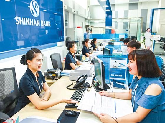 Sức ép ngân hàng nước ngoài ảnh 1