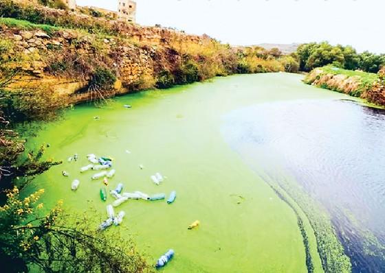 Châu Âu không trong lành (K2): Ô nhiễm nước ảnh 1