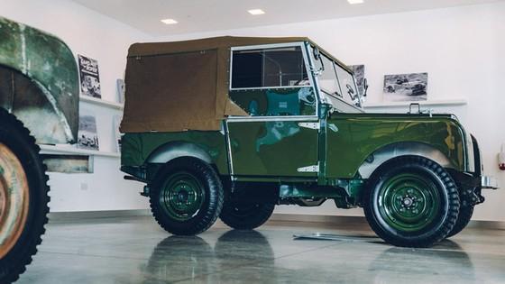 Đây là kho tàng xe cổ bí mật của Jaguar Land Rover - Ảnh 8.