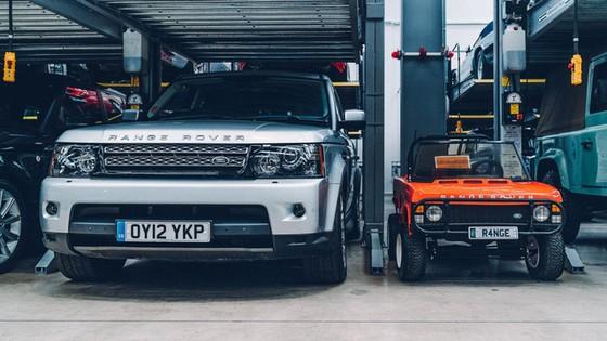 Đây là kho tàng xe cổ bí mật của Jaguar Land Rover - Ảnh 30.