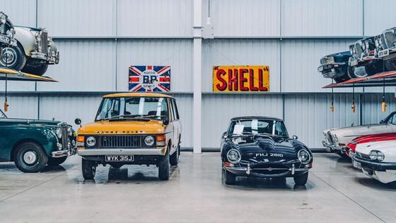 Đây là kho tàng xe cổ bí mật của Jaguar Land Rover - Ảnh 31.