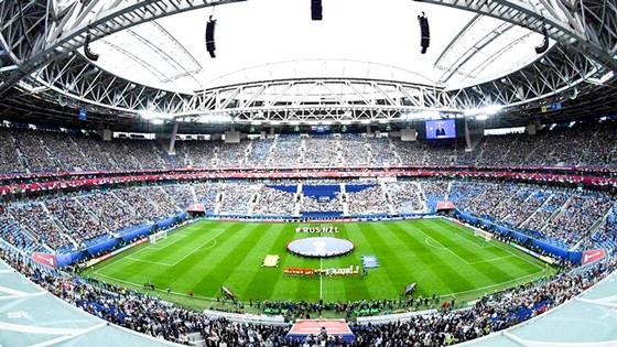 World Cup - Trái bóng và lợi nhuận? (K1): Nặng vốn hạ tầng ảnh 1