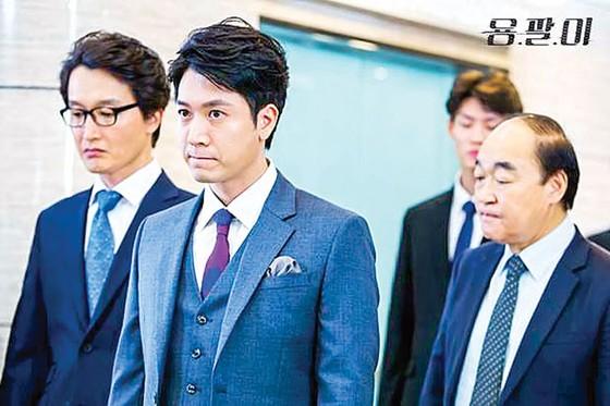 Lo ngại gia đình trị các tập đoàn Hàn Quốc ảnh 1