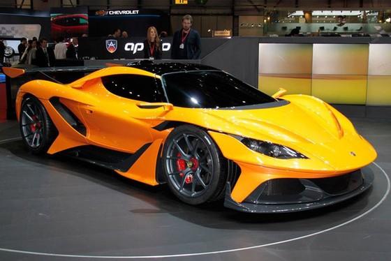 10 concept siêu xe mỹ mãn nhưng yểu mệnh - Ảnh 10.