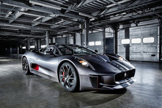 10 concept siêu xe mỹ mãn nhưng yểu mệnh - Ảnh 2.